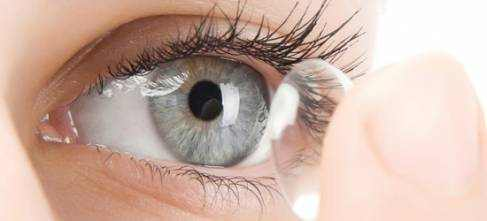 Contact Lenses Solution allegry