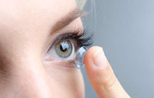 Average Cost for Contacts