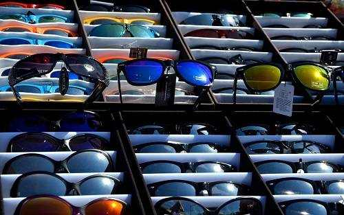Sunglasses That Protect Your Eyes From Ultraviolet Radiation (Rays)