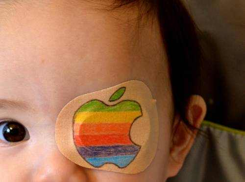Getting children to use eye patches